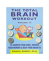 Total Brain Workout- Vol- 2 (Harlequin Non Fiction)
