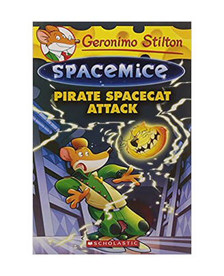 Pirate Spacecat Attack (Geronimo Stilton Spacemice# 10)