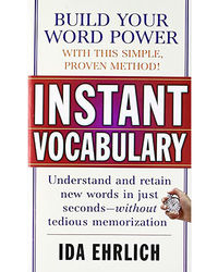 Instant Vocabulary