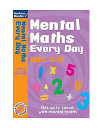 Mental Maths Every Day 9- 10