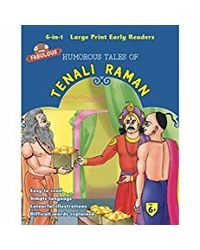Fabulous Humorous Tales Of Tenali Raman (6 In 1) (Early Readers)