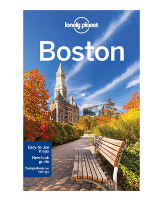 Lonely Planet Boston (Edition 6)