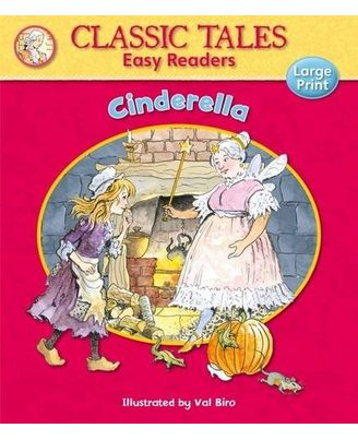Cinderella (Classic Tales Easy Readers)