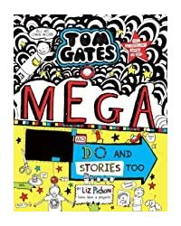 Tom Gates# 16: Mega Make And Do And Stories Too!