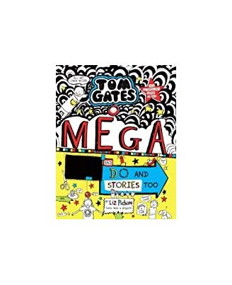 Tom Gates# 16: Mega Make And Do And Stories Too!