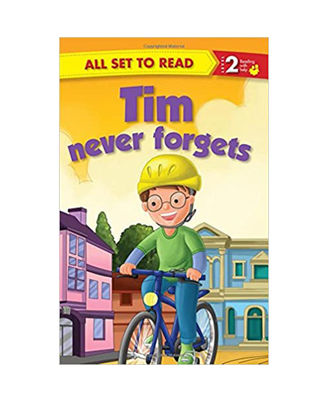 All Set To Read Readers Level 2 Tim Never Forgets