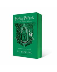 Harry Potter And The Deathly Hallows- Slytherin Edition- Pb