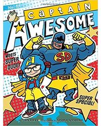 Captain Awesome Meets Super Dude! : Super Special (Volume 17)