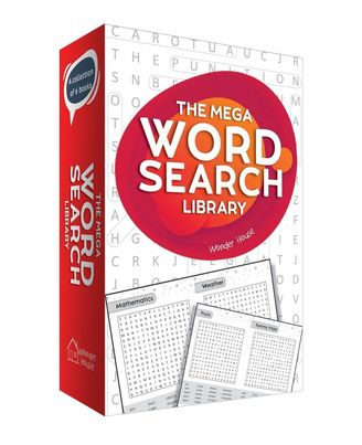 The Mega Word Search Library