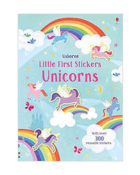 Little First Sticker Unicorns
