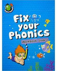 Fix Your Phonics Workbook Grade 2