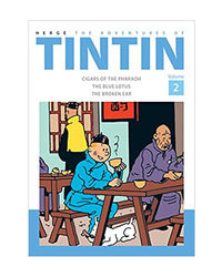 The Adventures Of Tintin Vol 2