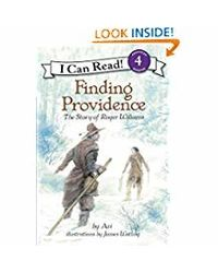 Finding Providenc: The Story Of Roger Williams (I Can Read Level 4