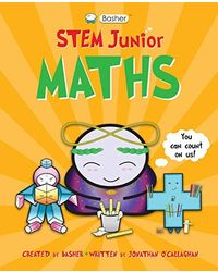 Basher Stem Junior: Maths