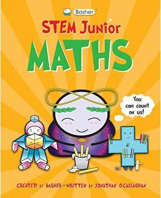 Basher Stem Junior: Maths