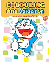 Doreamon Colouring & Activity Books: Colouring With Doraemon & Gadgets+ Colouring With Doraemon Birds