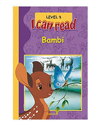 I Can Read Bambi Level 2 (I Can Read Level 2)