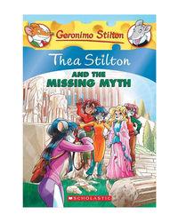 Thea Stilton# 20: The Missing Myth