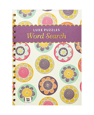 Luxe Puzzles Word Search 1