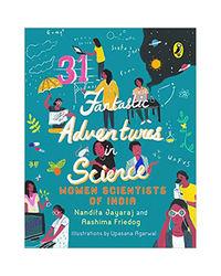 31 fantastic adventures in sci
