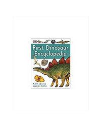First Dinosaur Encyclopedia (Dkyr)