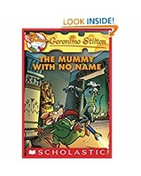 Geronimo Stilton# 26 The Mummy With No Name