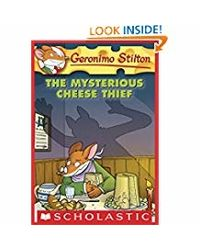Geronimo Stilton# 31 The Mysterious Cheese Thief