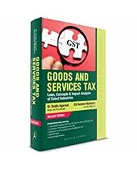 Gst Laws, Concepts And Impact Analysis Of Select Industries