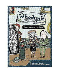 The Mummy Mystery# 5 He Whodunit Detective Agency)