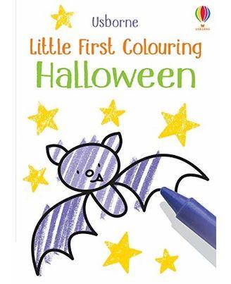 Little First Colouring Halloween