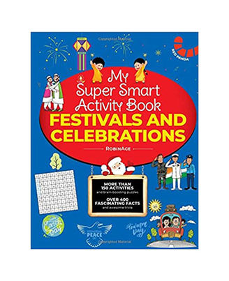 My Super Smart Activity Book- Festival