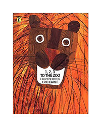1, 2, 3, To The Zoo: A Counting Book (Picture Puffins)