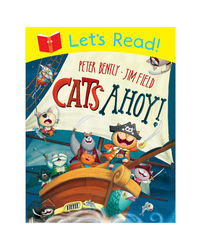 Let's Read! : Cats Ahoy
