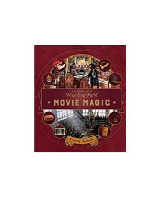 J. K. Rowling s Wizarding World: Movie Magic