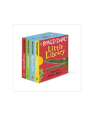 Roald Dahl s Little Library