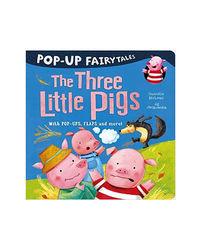 The Three Little Pigs Pop- Up