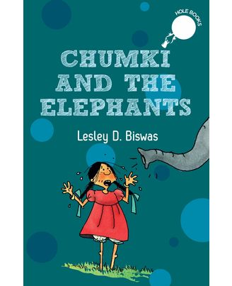 Chumki And The Elephants