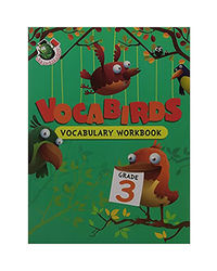 Vocabirds Vocabulary Workbook Grade 3