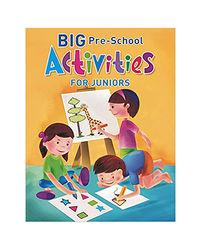 Big Book Of Big Preschool Activities For Juniors