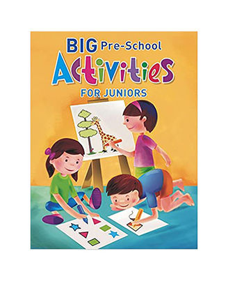 Big Book Of Big Preschool Activities For Juniors