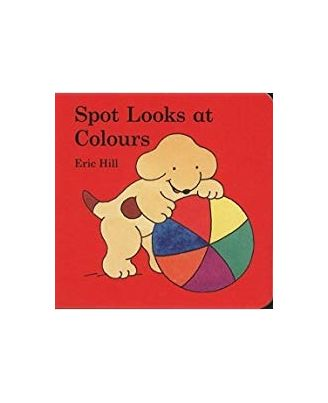 Spot Looks At Colours