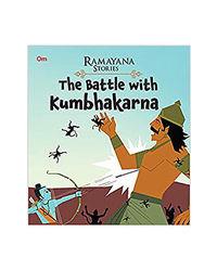 The Battle With Kumbhakaran