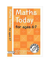 Maths Today For Ages 6- 7