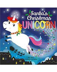 Santa's Christmas Unicorn