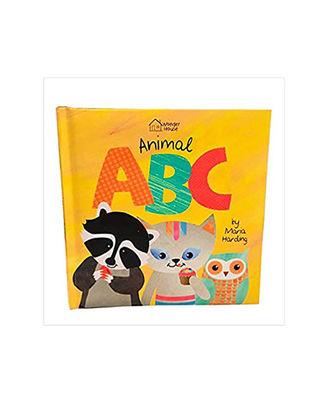 Animal Abc: Playful Animals Teach A To Z