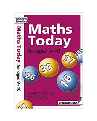 Maths Today For Ages 9- 10