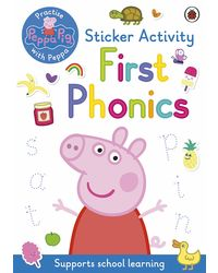 Peppa Pig: First Phonics