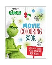 The Grinch: Movie Colouring Book (Grinch Movie Tie In)