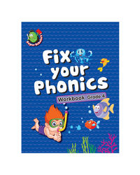 Fix Your Phonics Workbook Grade- 4