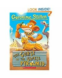 Geronimo Stilton# 2: The Curse Of The Cheese Pyramid